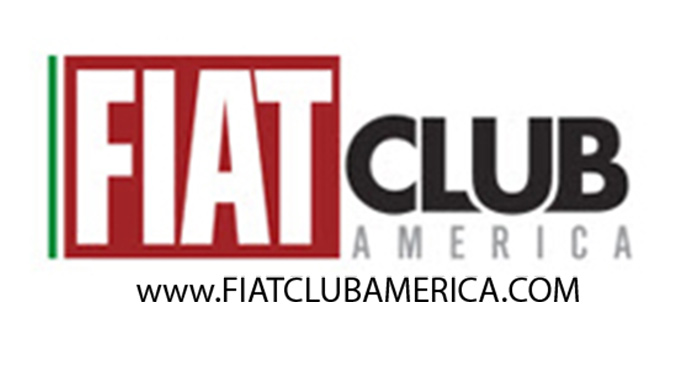 FIAT Club America is the largest and most active FIAT brand enthusiast group in North America